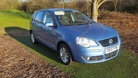 Volkswagen Polo 1.2 S 5dr£2,490 p/x considered VERY GOOD DRIVING CAR 2007 (57 reg), Hatchback