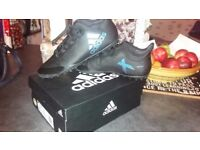 Adidas XT 17.3 astro turf trainers size 7