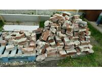 Bricks free for collection