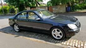 Mercedes-Benz s320 CDi diesel