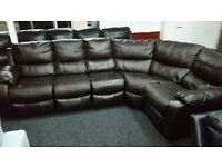 Ex Display LazyBoy Recliner Group Sofa + Electric Recliner Chair (left or right side available)