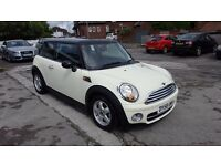 MINI COOPER D 1.6 DIESEL ONLY 23K MILEAGE 12 MONTHS MOT TOP CONDITION NATIOWIDE WARRANTY AVAILABLE