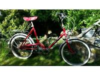 Old Puch bike