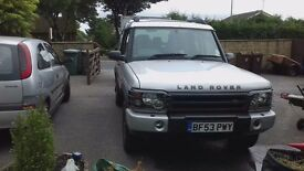 Land rover discovery 2 ES 4.0l V8 automatic with LPG conversion