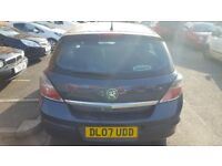 Vauxhall astra 1.4 .5Dr (2007)