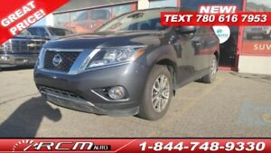 2014 Nissan Pathfinder S 4x4 SUV LOW KMS GREAT CONDITION