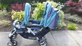 Double Buggy - CHIC4BABY
