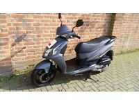Sym Jet 4 125 , 2015 in excellent condition 125cc scooter