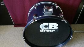 """Bass Drum 22"""" x 14"""""""