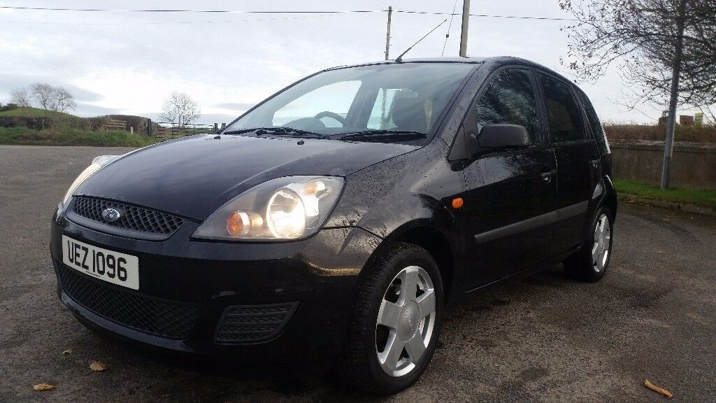 *!*BARGAIN*!* 2008 Ford Fiesta 1.25 Style Climate **FULL YEARS MOT** **ONE OWNER FROM 2010**