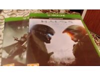 Two xbox games for sale
