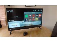 """4K Smart LG 42UB820V 42"""" HD Free sat Freeview Wifi LED TV - 3 USB - 3 HDMI - Cinema Screen"""