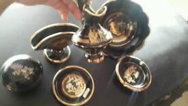 Porcelain gilding 24 KT real gold