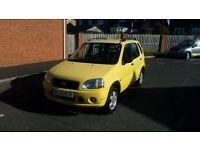 2003 suzuki ignis 1.3 gl 5 door excellent condition cheap to insure and tun
