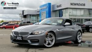2012 BMW Z4 sDrive35is SDrive35is, Hard Top Conv, One Owner,...