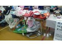 Preloved baby & children's items - sale