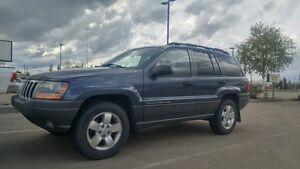 2001 Jeep Grand Cherokee Laredo **LOW KM** MINT**