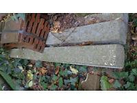 FREE - Concrete posts