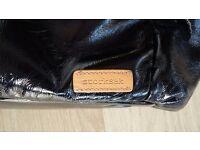 Storksak Black Baby Changing Bag