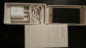 Samsung Galaxy S6 Gold Boxed Any Network