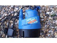 240v Clarkes Junior Hippo water pump