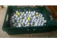 Golf balls for sale 5 for £1