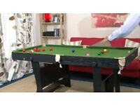 Folding Pool Table Pool Snooker For Sale Gumtree - Fold out pool table