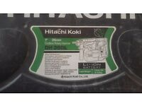 Hitachi cordless rotary hammer batteries with the charger