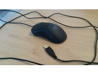 RAZER DEATHADDER CHROMA 10,000DPI 4G GAMING MOUSE