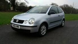 AUTOMATIC Vw 1.4 POLO JUST 17600 MILES