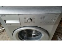 Beko 8kg 1200 rpm Washing Machine Free delivery within 10 mile Burnley