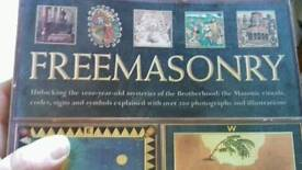 Rare gree mason book. Very interesting