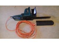 McCulloch Electric Chainsaw