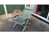 deckchair/sun lounger