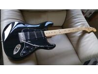 2007 Mexican Fender Stratocaster