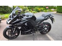 Kawasaki Z1000 sx only 3476 miles low price due to house move