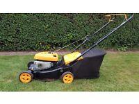 McCulloch M40 petrol lawnmower/ lawn mower