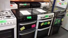 Gas Cooker / Electric....... WITH WARRANTY...From £129... Local Delivery.....