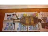 BMW E46 318I 2000 catalytic converter