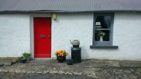 Quaint Irish cottage to rent, lots of character