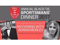 Annual Black Tie Dinner Sportsmans' Dinner with Adrian Morley
