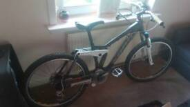 Mountain bike/ downhill bike/ enduro bike/ kona stinky/ plus spares