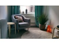 City, Bank, EC2- Smart,comfortable therapy rooms-3 mins Bank/ 8mins Liverpool St