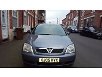 Vauxhall Vectra C Club 2005 1.8 petrol. Low millage.