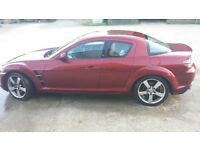 Mazda rx8 29k miles, lower tax, great condition