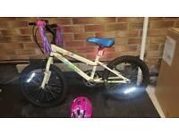 """18"""" child's bike"""