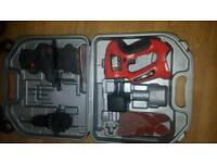 Black and decker quattro come with case fully working