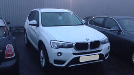 BMW X3 LOW MILAGE - EXCELLENT CONDITION