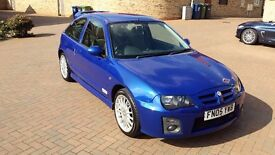 MG ZR 1.8 petrol - low mielage and in fantastic condition