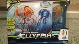 Brand New Robofish Jellyfish